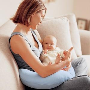 Постоянный контакт мамы и малыша