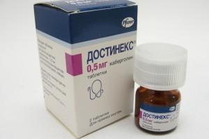 Достинекс очень мощный препарат