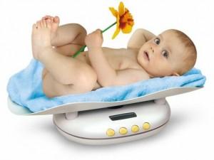 Вес грудничка - важный показатель его здоровья и развития