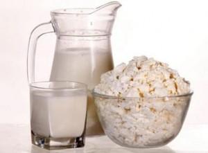 Прикорм по Комаровскому начинается с кисломолочных продуктов