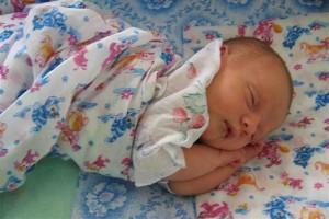 Часто наблюдаемое явление - перевернутый режим дня новорожденного ребенка